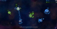 StarJack.io: Gameplay Attack Defense Planets