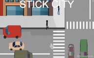Stick City: Menu