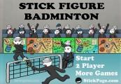 Stick Figure Badminton: Menu