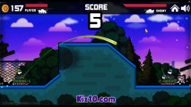Stick Tank Wars 2: Gameplay