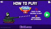 Stick Tank Wars 2: How To Play