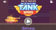 Stick Tank Wars: Menu