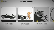 Stickman Annihilation 2: Level Selection