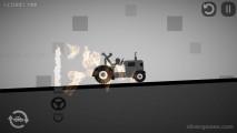 Stickman Annihilation 2: Truck Fire Damage