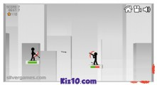 Stickman Archer 2: Gameplay