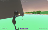 Stickman Armed Assassin 3D: Gameplay Shooting