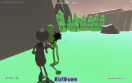 Stickman Armed Assassin 3D: 1vs1 Attack