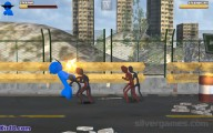 Stickman Fighter 3D: Fists Of Rage: Gameplay Boxing