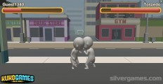 Stickman Fights: Gameplay Fighting