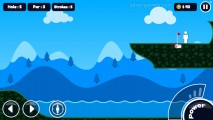 Stickman Golf: Gameplay Golf