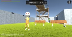Stickman Prison Escape: Gameplay Shooting Guards