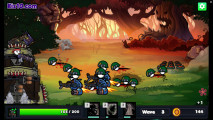 Stickman Shooter 2: Defense Shooting Game
