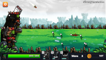 Stickman Shooter: Gameplay