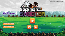 Stickman Shooter: Menu