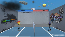 Stickman Sports Badminton: Stickman Sports
