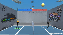 Stickman Sports Badminton: Faster Gameplay Badminton