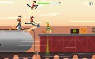 Stickman Supreme Duelist 2: Train Fight Duell
