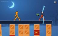 Stickman Supreme Duelist 2: 2 Player Gameplay Fight