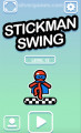 Stickman Swing: Menu