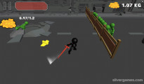 Stickman Sword Fighting 3D: Enemies Behind Wall