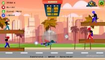 Stickman Training Hero: Gameplay Superman Fighting