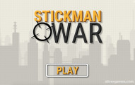 Stickman War: Menu