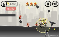 Stickman War: Shooting Stickmen
