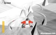 Stickman Wingsuit: Gameplay Flying Snow