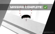 Stickman Wingsuit: Gameplay Parachute