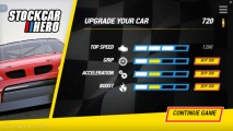 Stock Car Hero: Upgrade Car Race