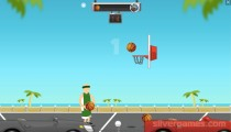 Street Ball Jam: Menu Basketball