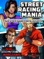 Street Racing Mania: Menu