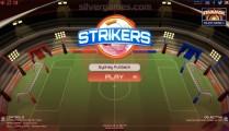 Strikers.io: Menu