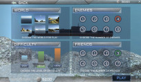 Submarine Simulator: Level Gear Selection