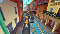 Subway Surfers Houston: Gameplay Hoverboard Reaction