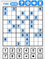 Sudoku: Gameplay Mind Game