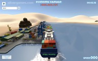 Suez Canal Training Simulator: Ship Transportation