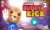 Super Buddy Kick 2: Menu