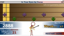 Super Crazy Guitar Maniac Deluxe 3: Playing Guitar Song