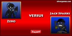 Super Fighters Rampage: Duell Opponents