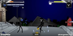 Super Fighters Rampage: Fighting Duell