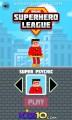 Super Hero League: Menu