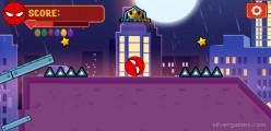 Super Heroes Ball: Jump Run Gameplay