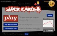 Super Karoshi: Menu
