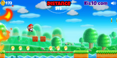 Super Mario Run: Flying Mario