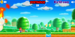 Super Mario Run: Gameplay