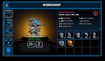 Super Mechs: Workshop