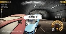 Super Racing Go Go: Gameplay Car Crash