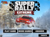 Super Rally 3D: Menu