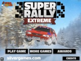 Super Rally Extreme: Menu